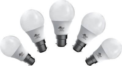 Ornate 12W 1380 lumens White LED Bulb (Pack Of 5) Image
