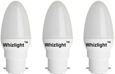 0.5-W-B22-LED-Bulb-(White,-Pack-of-3)-