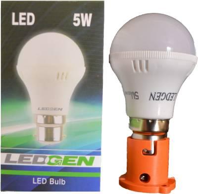 5W-White-LED-Bulb-(Pack-of-2)