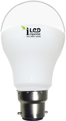 Imperial 6 W Standard B22 LED Bulb(Yellow)