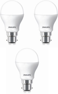 Philips-7-W-LED-Bulb-B22-Cool-Day-Light-White-(pack-of-3)