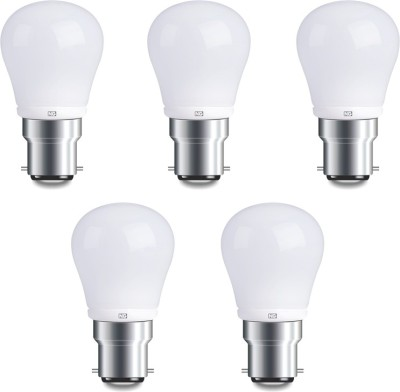 Vinay-4W-B22-Warm-White-LED-Bulb-(Pack-of-5)