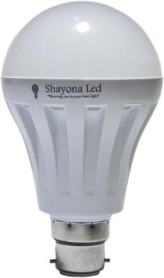 Shayona-Led-7W-B22-LED-Bulb-(White)