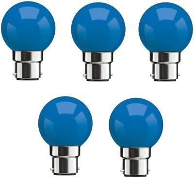0.5W-Blue-LED-Bulb-(Pack-Of-5)-