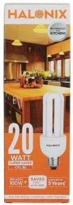 Halonix 20 W CFL 3U Bulb Image