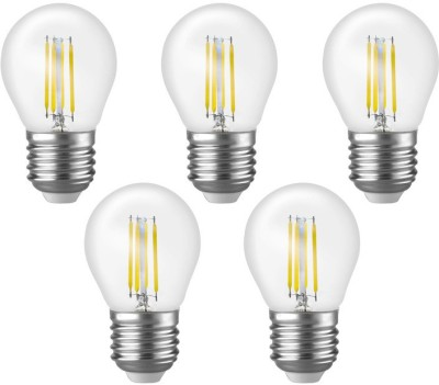 Imperial-XYP02-4W-E27-LED-Filament-Bulb-(White,-Pack-Of-5)