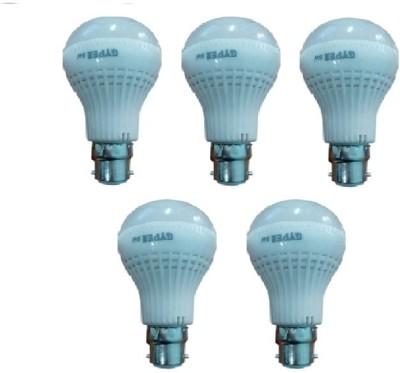 Gypee-8W-G08-LED-Bulb-(White,-Set-of-5)