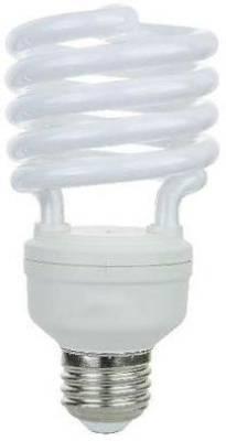 Osram mini Spiral E27 5W CFL Bulb (White, Pack of 2) Image