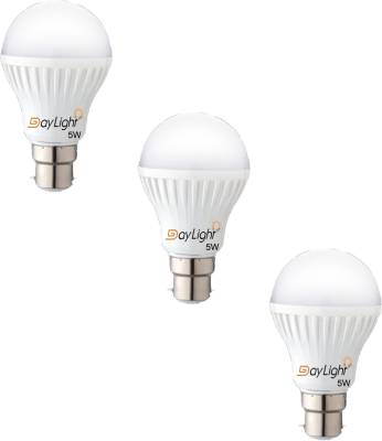 Technology-5-W-LED-Bulb-(White,-Pack-of-3)