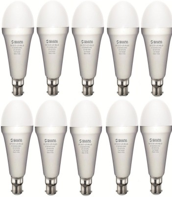 -5W-White-Eco-Led-Bulbs-(Pack-Of-10)-