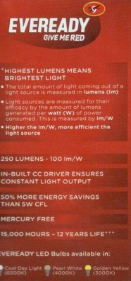 Eveready-2.5-W-1232.5-LED-Bulb-White-(pack-of-3)