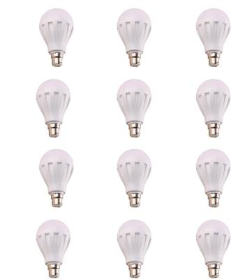 Luments 12W 460 Lumens White Eco LED Bulbs (Pack Of 12) Image