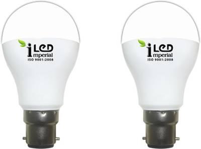 Imperial 10W B22 Premium LED Bulb (Warm White, Pack of 2) Image