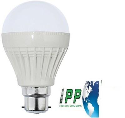 IPP-7W-B22-Aluminium-Body-White-LED-Bulb