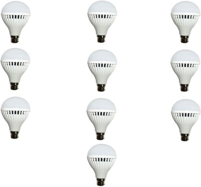 N-Safe-7W-LED-Bulbs-(White,-Pack-of-10)