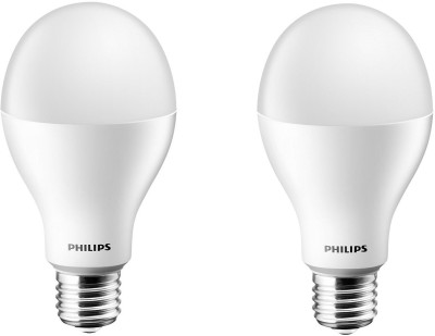 Philips-15W-E27-1700L-LED-Bulb-(Cool-Day-Light,-Pack-of-2)