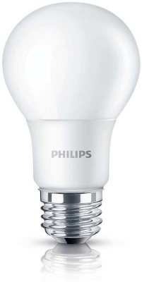 Philips-6W-E27-600L-LED-Bulb-(White)