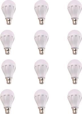 12W-LED-Bulb-(White,-Pack-of-12)