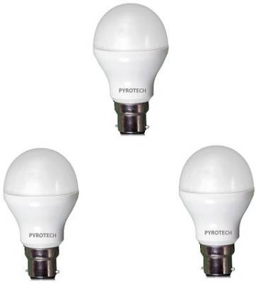 Pyrotech 5W LED Bulb (White, Pack of 3) Image