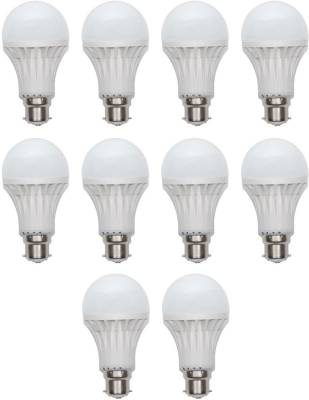 Ave 3W LED Bulbs (White, Pack of 10) Image