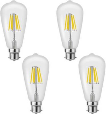 Imperial-16196-6W-B22-LED-Filament-Bulb-(White,-Pack-Of-4)