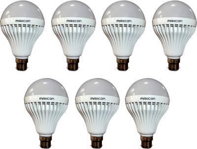 12W-Cool-White-LED-Bulbs-(Pack-Of-7)