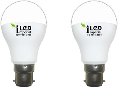 Imperial-9W-B22-3629-LED-Premium-Bulb-(Warm-White,-Pack-of-2)