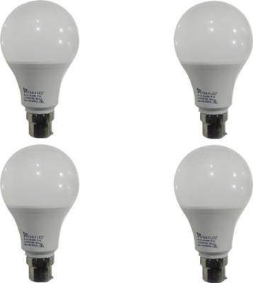 9-W-B22-PAG-LED-Bulb-(White,-Plastic,-Pack-of-4)