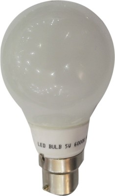 Syska-5-W-LED-Bulb-B22-Yellow