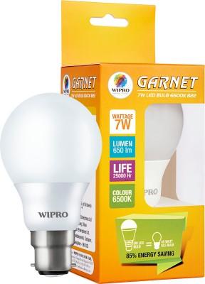 Wipro-Garnet-7W-LED-Bulb