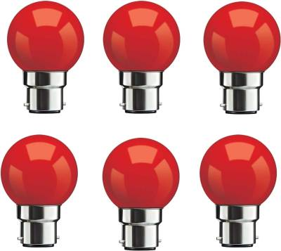 0.5W-Red-LED-Bulbs-(Pack-Of-6)-
