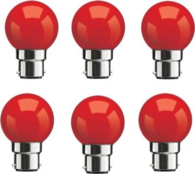 Syska-0.5W-Red-LED-Bulbs-(Pack-Of-6)