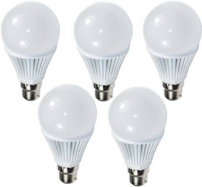 Ultra-9W-White-LED-Bulb-(Pack-of-5)