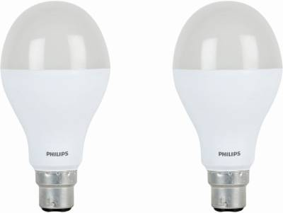Philips Classic 14W LED Bulb (Cool Day Light, Pack of 2) Image