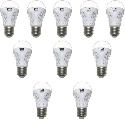 Imperial-4W-WW-E27-3525-10-Premium-LED-Bulb-(Yellow,-Pack-Of-10)
