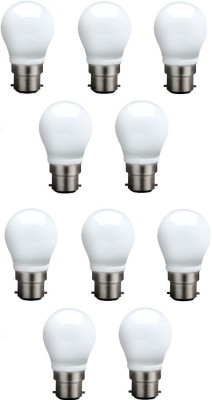 Syska-3-W-B22-QA0301-LED-Bulb-(White,-Pack-of-10)