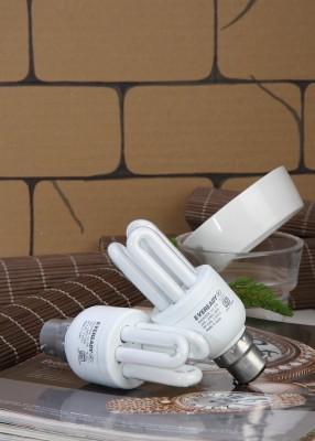 Mini-8-Watt-CFL-Bulb-(White-and-Pack-of-2)-