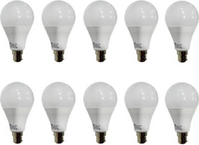 Syska-12-W-B22-LED-Bulb-(White,-pack-of-10)