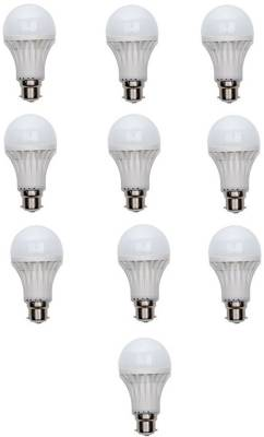 5W-B22-LED-Bulb-(White,-Set-of-10)