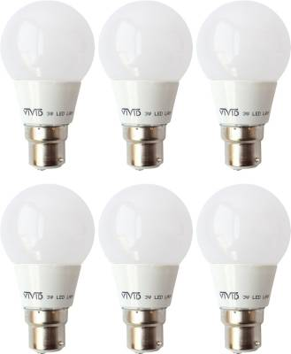 3W-B22-LED-Bulb-(White,-Set-of-6)