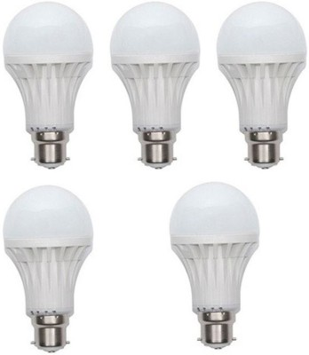 Arzoo-3W-B22-Warm-White-LED-Bulb-(Pack-of-3)