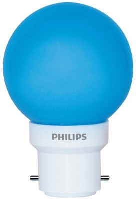 Philips-0.5W-LED-Bulb-(Blue,-Pack-of-5)