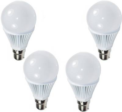 Ultra-9W-White-LED-Bulb-(Pack-of-4)