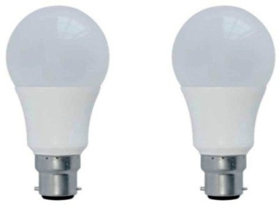 Ariva-9-W-B22-LED-Bulb-(White,-Pack-of-2)