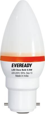 0.5-W-LED-Bulb-B22-White