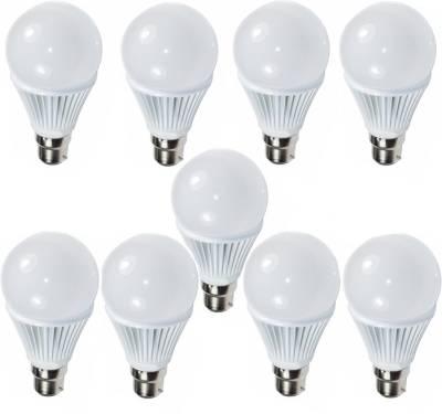 Ultra-9W-White-LED-Bulb-(Pack-of-9)