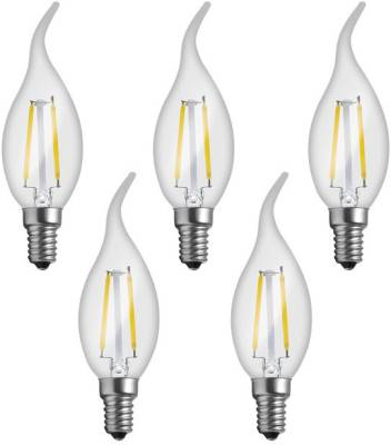 Imperial-16160-2W-E14-LED-Filament-Bulb-(White,-Pack-Of-5)
