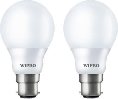 7-W-Garnet-LED-6500K-Cool-DayLight-Bulb-B22-White-(pack-of-2)