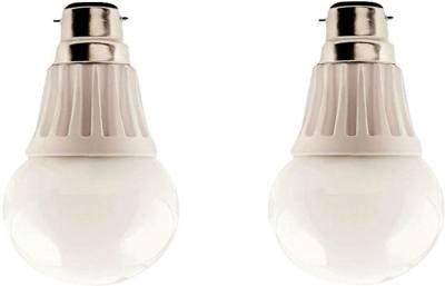 Syska 10W LED Bulb (White, Pack of 2) Image