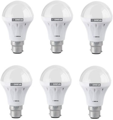 Oreva-4W-White-LED-Bulb-(Pack-Of-6)
